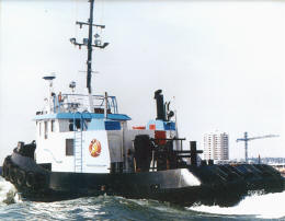Towboat Regent